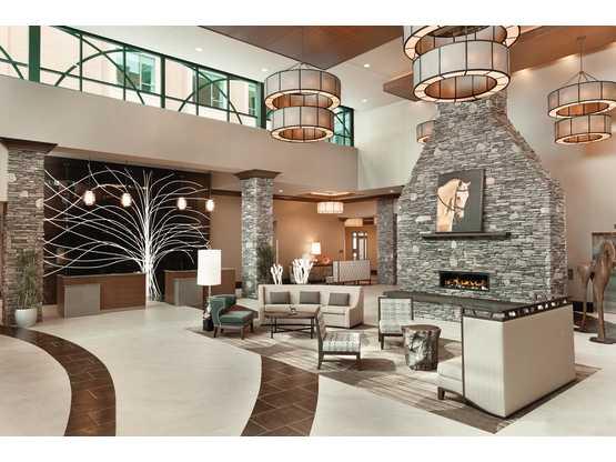 Embassy Suites Saratoga Springs - Lobby - 1014512