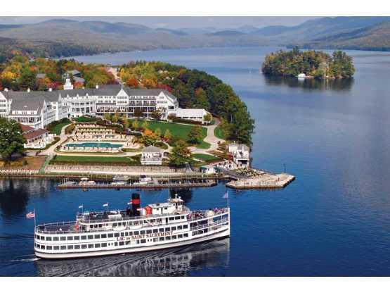Lake George Steamboats