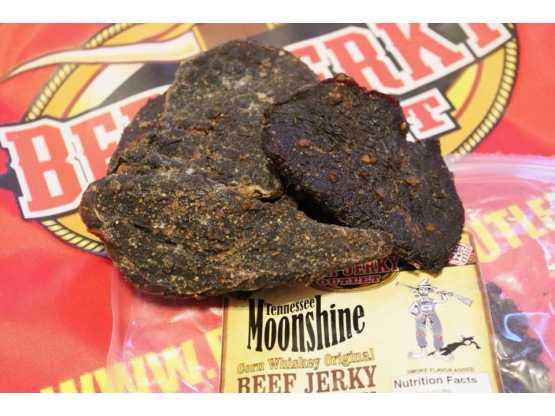 BJO Moonshine jerky