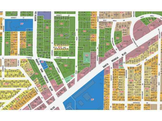 Topographics Map