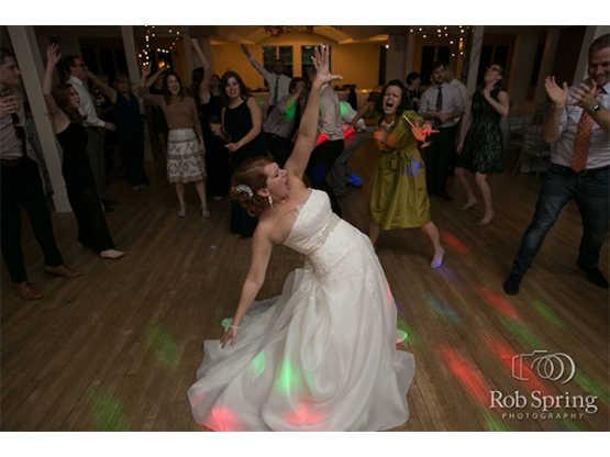SEH Entertainment dancing bride