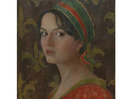 Eden Compton Studio color portrait