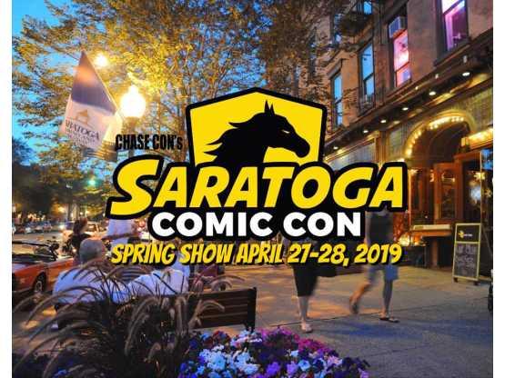 Saratoga Comic Con 2019 dates