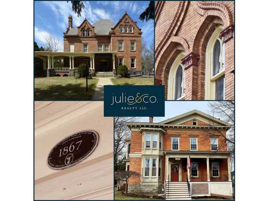 Julie and Co logo collage photo