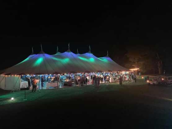 CP Rental tent