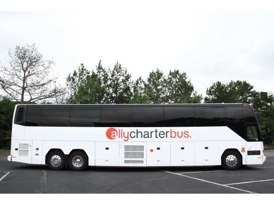 Ally Charter Bus NYC