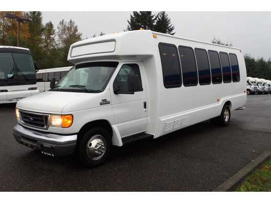 20 Passenger Bus