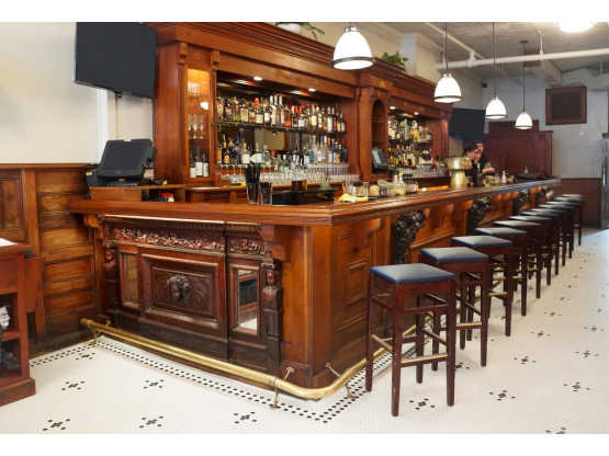 The Mercantile Kitchen and Bar photo of bar