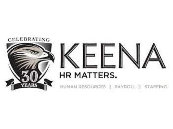 Keena Staffing Logo