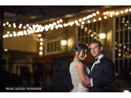Metroland Photo Couple Under Lights