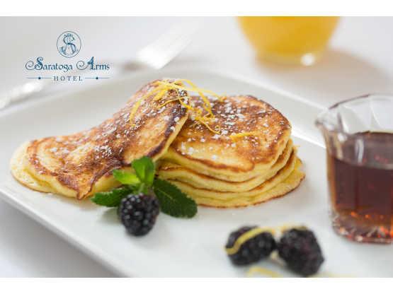 Saratogaarms pancakewlogo