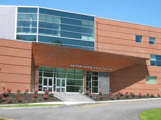 Arthur Zankel Music Center