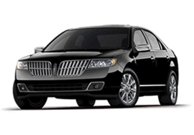 4 Passenger Lincoln MKZ