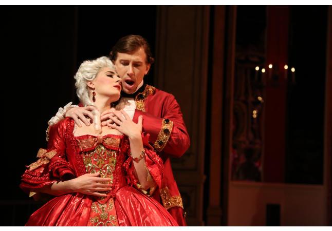 Massenet's Manon