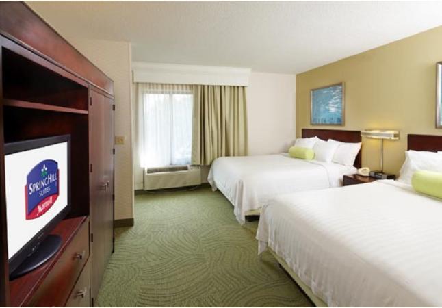 Queen Queen Suites