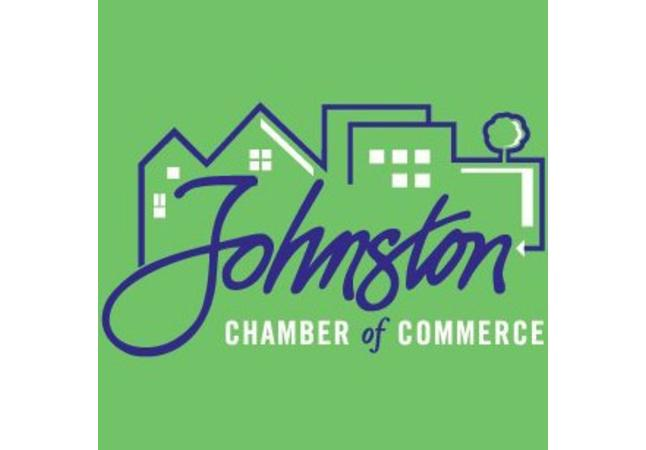 Johnston Chamber of Commerce Logo
