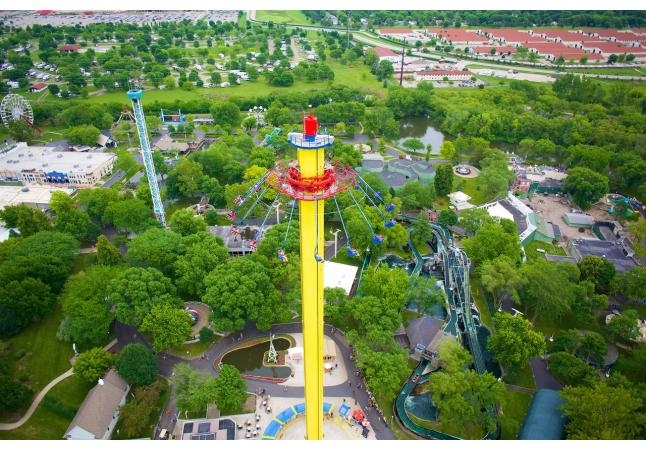 Skyride Adventureland