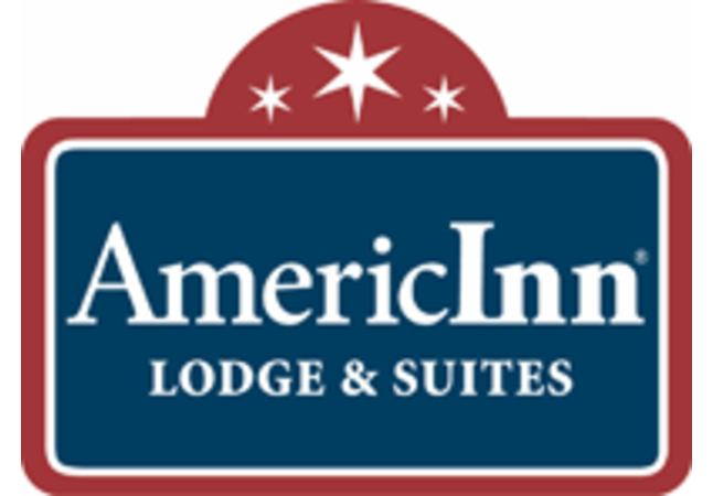 logo for Americinn Lodge and Suites Ankeny