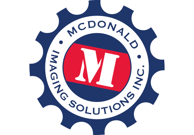Logo for McDonald Imaging Solutions, Inc.