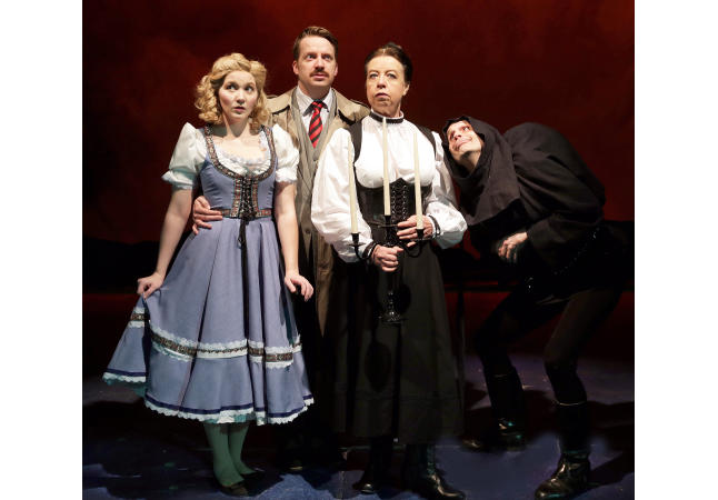 The New Mel Brooks Musical Young Frankenstein