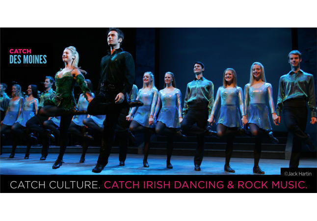 Des Moines Performing Arts - Riverdance