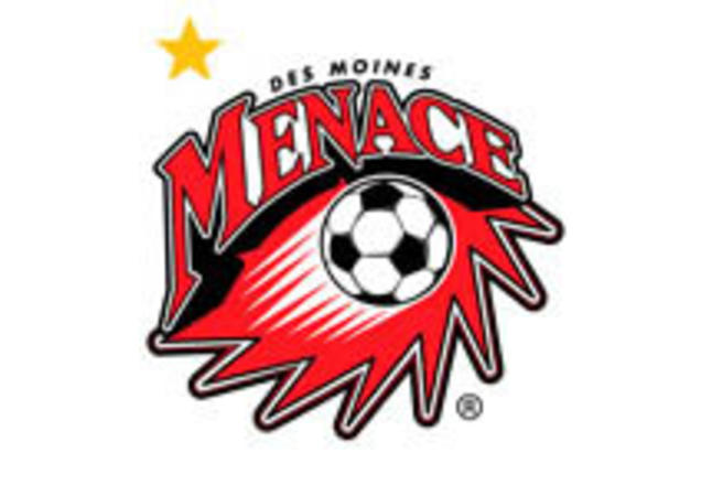 logo for DM Menace Soccer