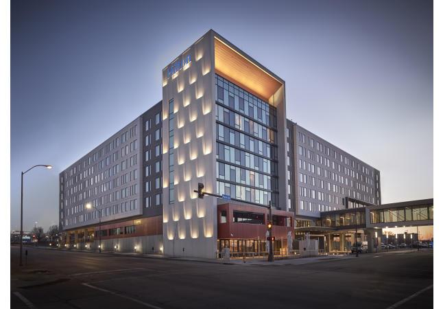 Hilton Des Moines Downtown