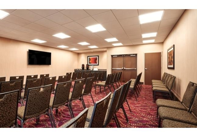 Meeting Room with capacity for up to 45 people