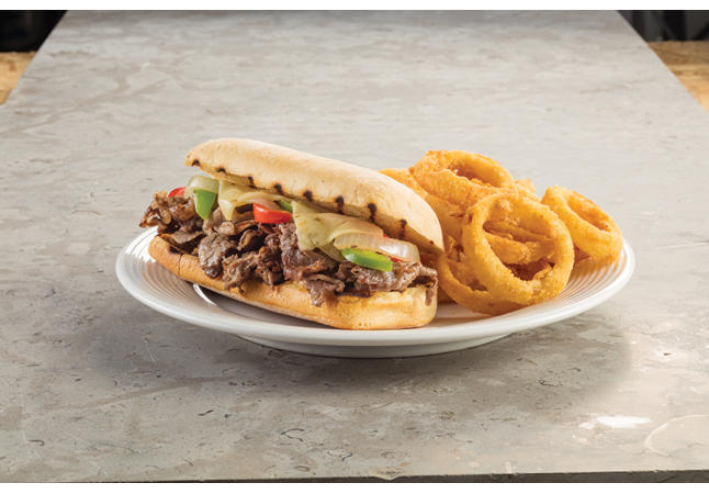 Prime Philly Steak