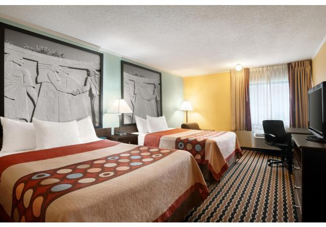 Standard 2- Queen beds