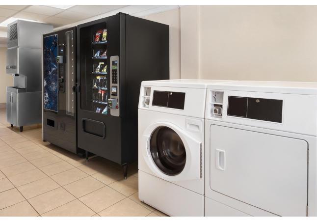 Vending & Guest Laundry