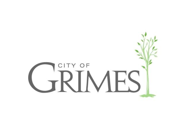 City of Grimes Logo