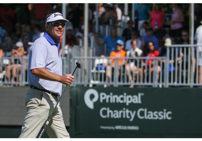 2017 Principal Charity Classic champion Brandt Jobe