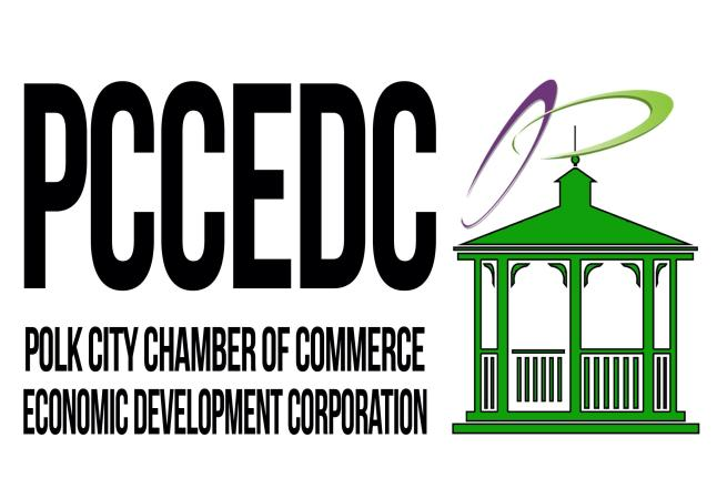Polk City Chamber of Commerce Logo
