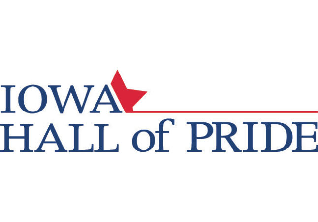 Logo for Iowa Hall of Pride