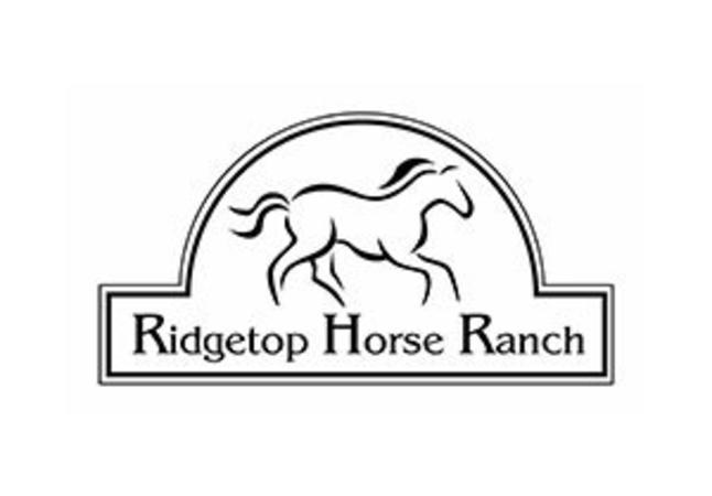 Ridgetop Horse Ranch Logo