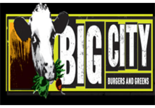 Big City Burgers & Greens Logo