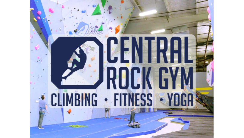 Central Rock Gym Logo