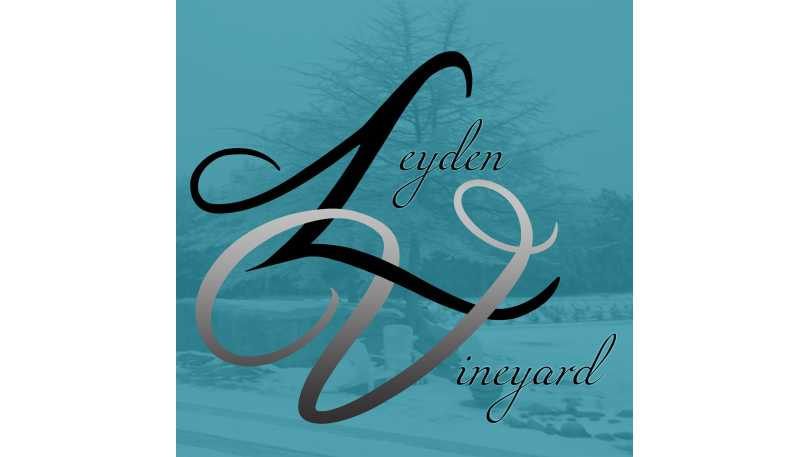 Leyden Vineyards Logo