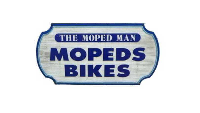 Moped Man