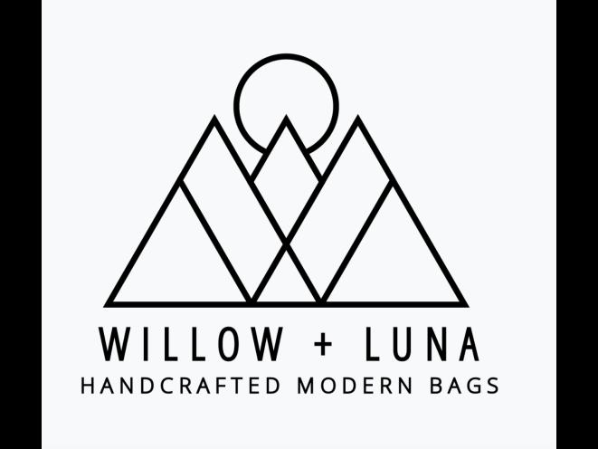 Willow + Luna logo