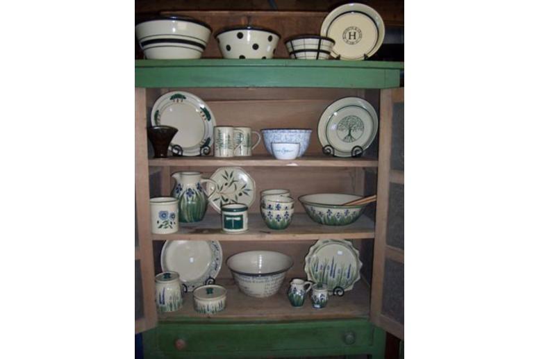 Strawtown Pottery