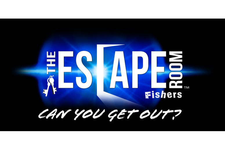 The Escape Room Fishers logo