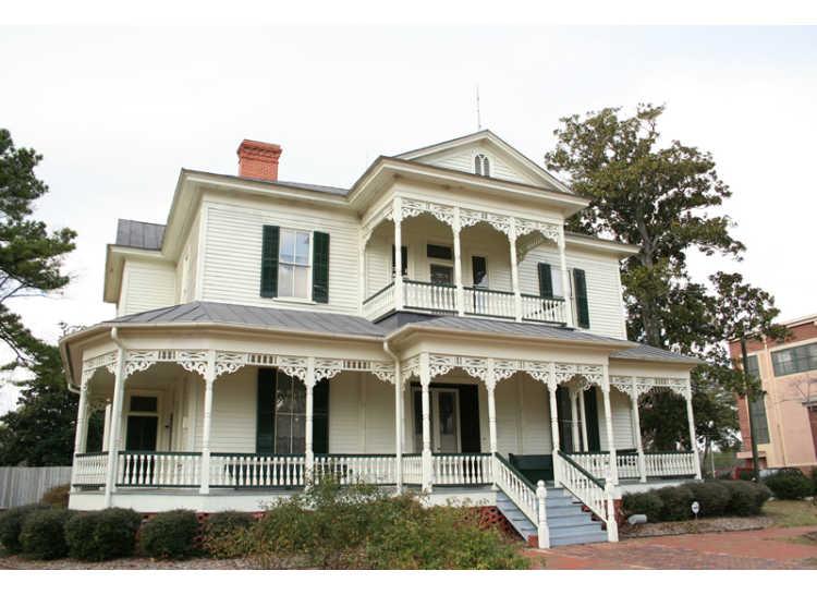 1997 Poe House