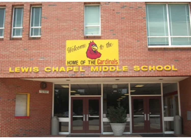 Lewis Chapel Middle School