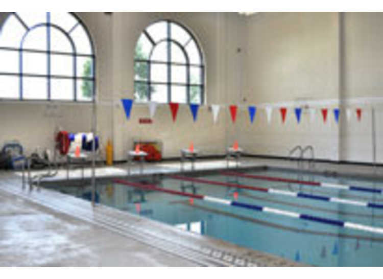 Tolson Indoor Pool