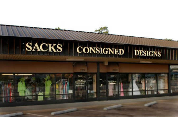 Sacks Consigned Designs