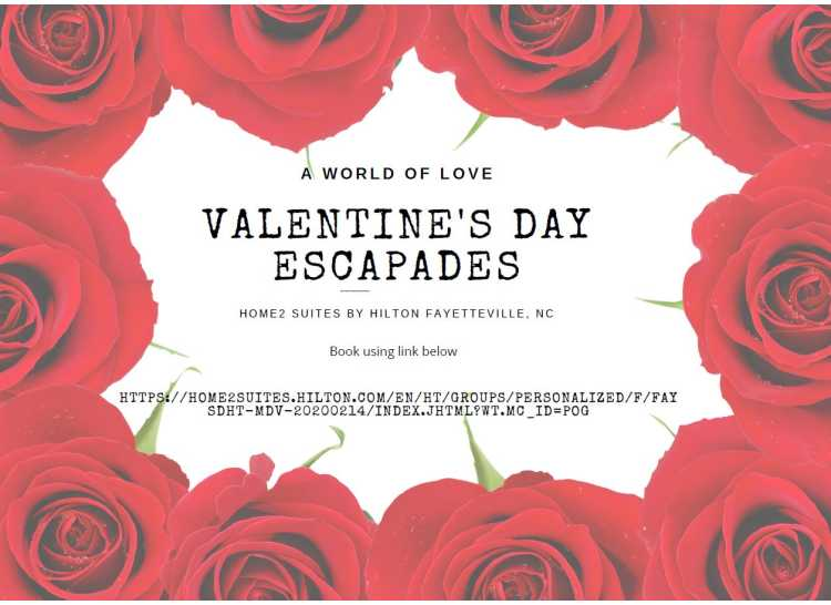 Valentine's Day Escapades