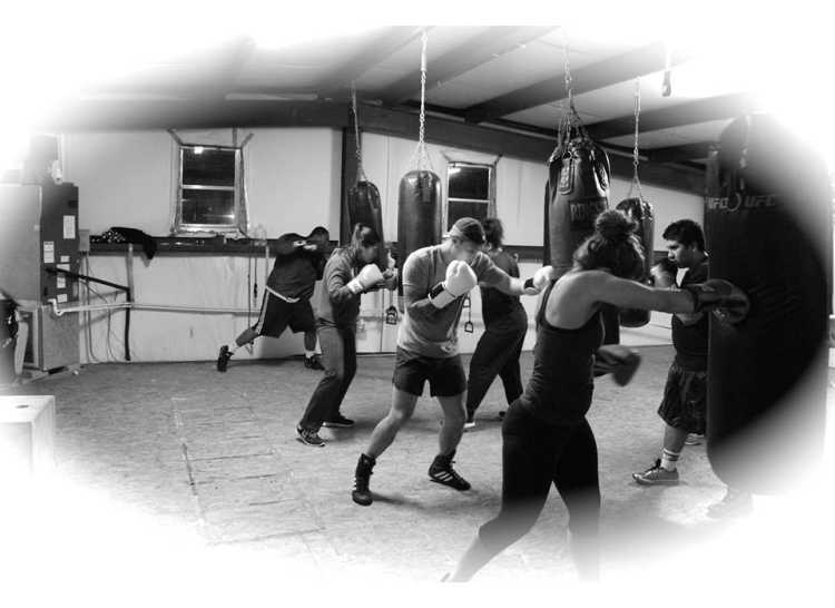 Ambition Boxing Academy