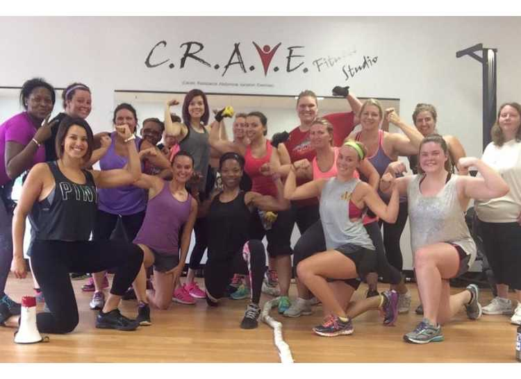 CRAVE Fitness Studio